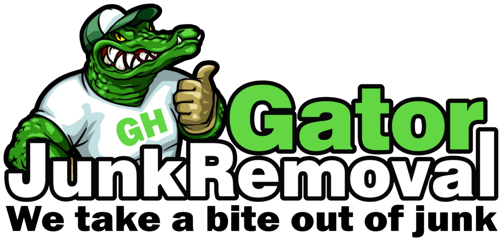 How Does Junk Removal Pricing Work? Gator Junk Removal vs